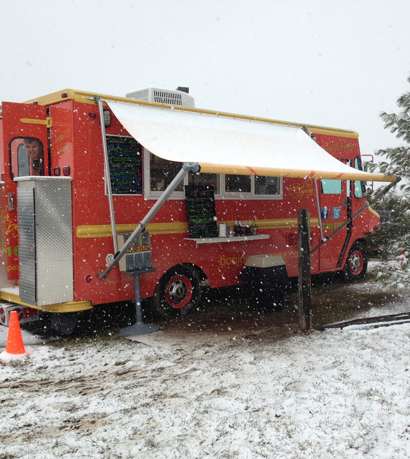 Food Truck Winter