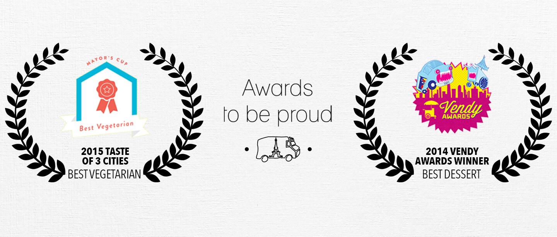 Bonjour Creperie Awards