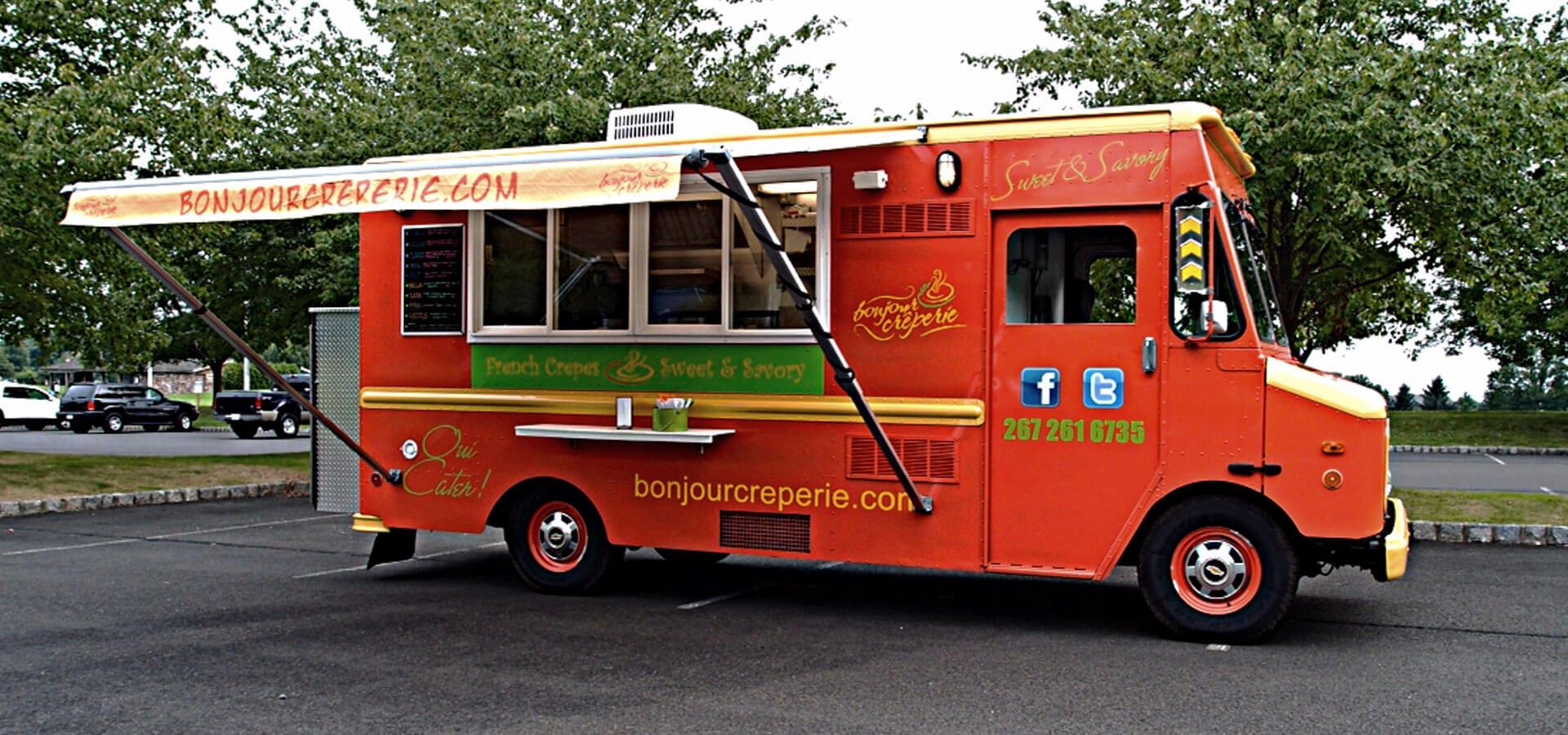Bonjour Creperie Food Truck